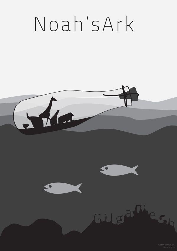 Noah's Ark on Behance design by ozan rusan