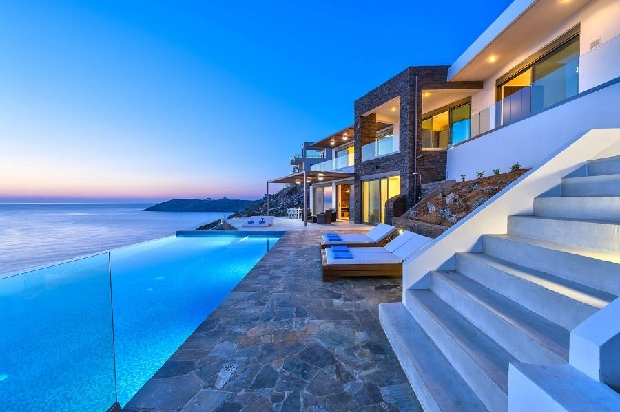 Arquitectura en el mar Egeo