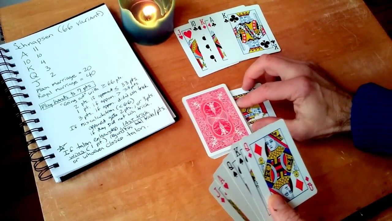 Schnapsen Best 2 Person Card Game Tutorial With Images 2