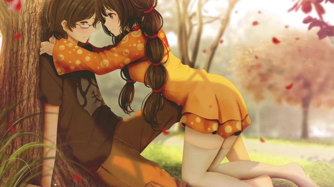 D Cartoon Love Photo Anime Cartoons Love