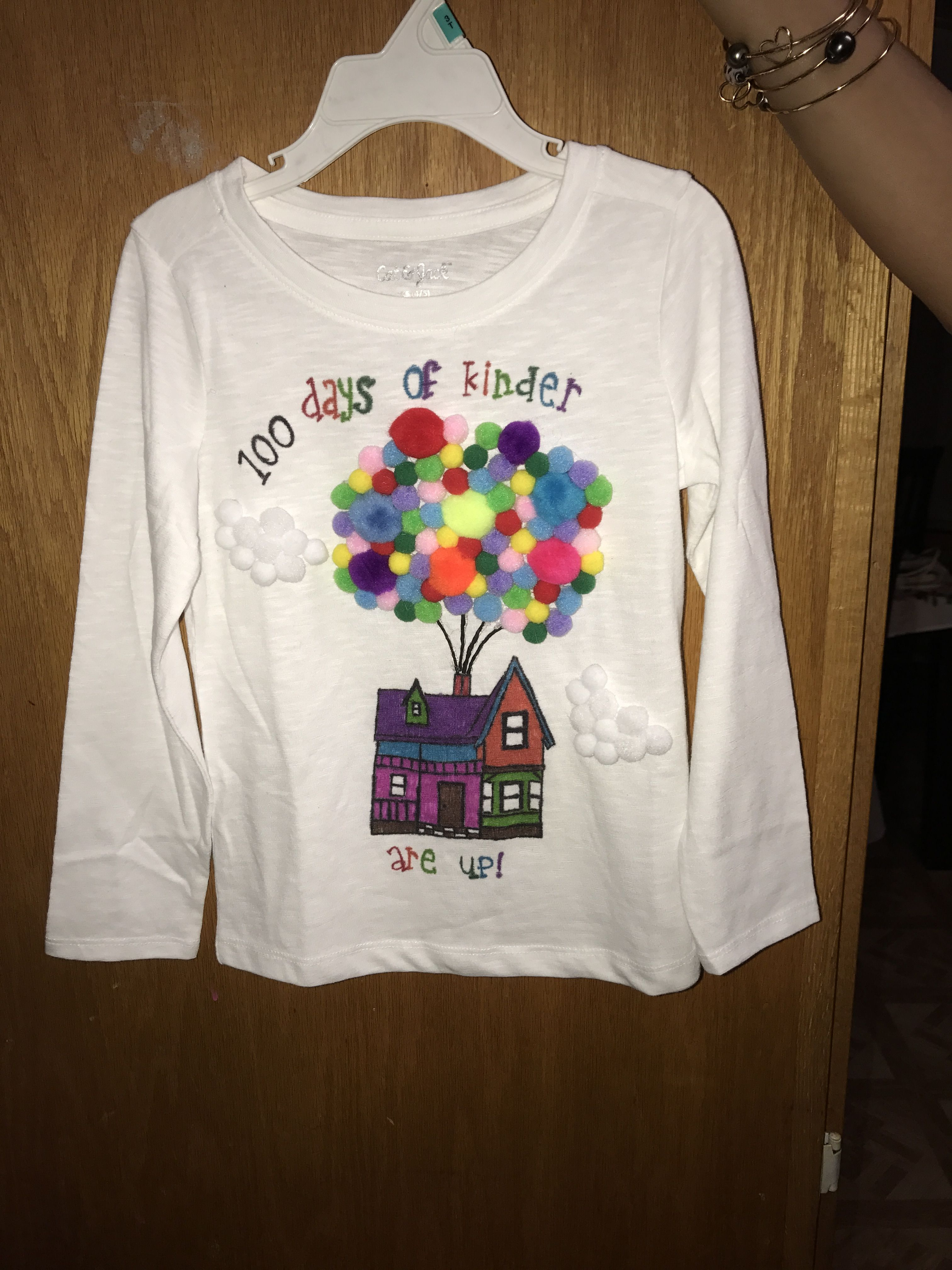 100th Day Of Kindergarten School Shirt Inspiration From The Movie