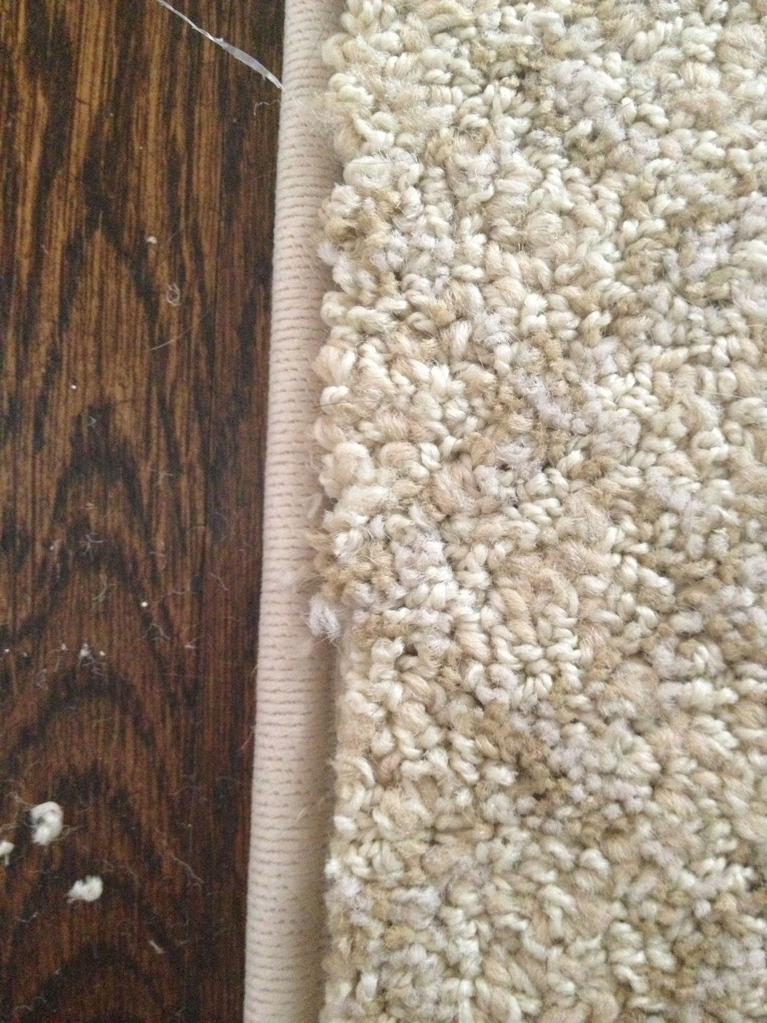 How To Turn A Carpet Remnant Into A Rug