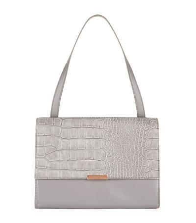 6c303728ff634 TED BAKER Lowri Croc Embossed Shoulder Bag.  tedbaker  bags  shoulder bags   hand bags  leather