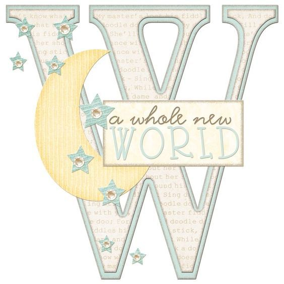 W Welcome Home Baby (Crazy For Monograms)   Baby   Pinterest ...