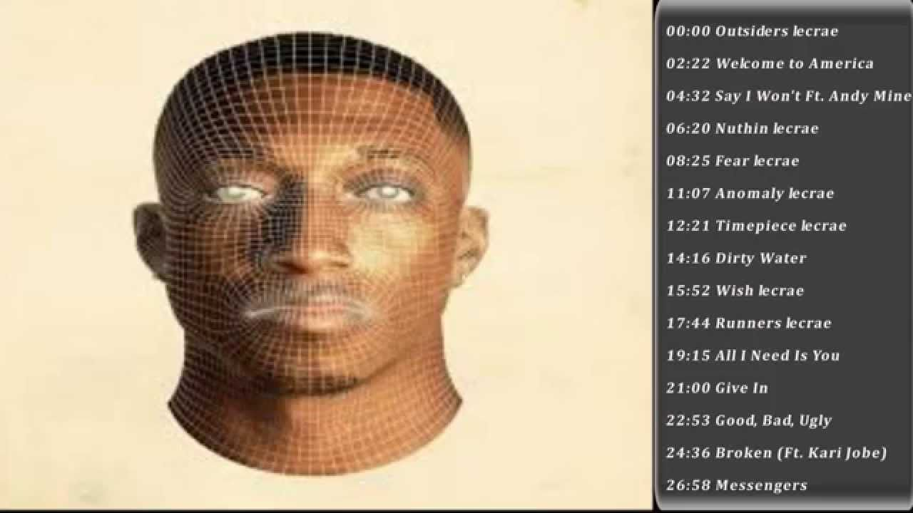 Lecrae - Anomaly [Full Album] HOT& NEW *All I Need Is You