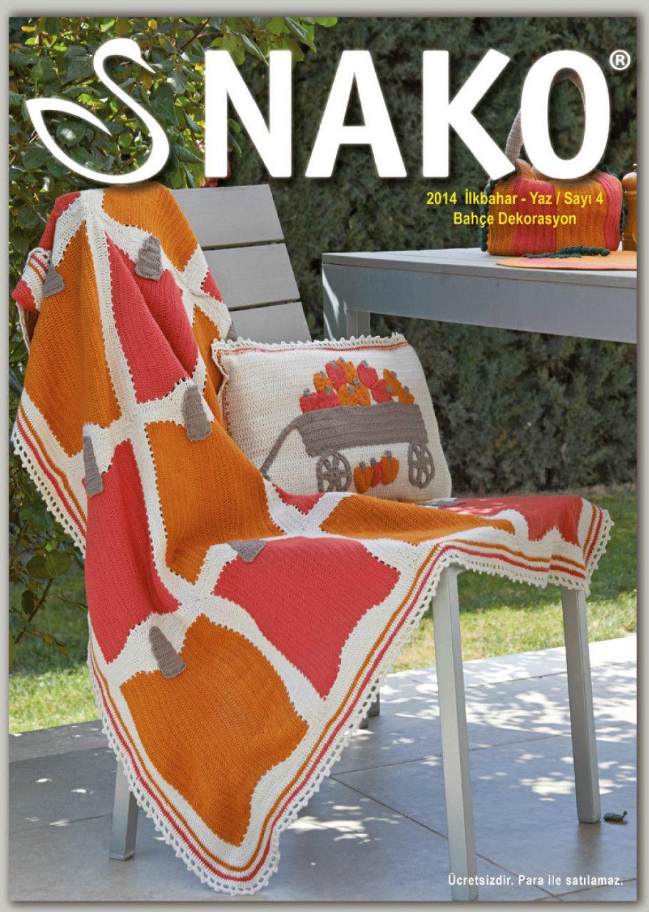 Nako Bahce Dekorasyon Leaflet 2014 -  的博客