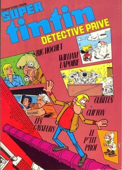(Recueil) Tintin Super -24- Absurde
