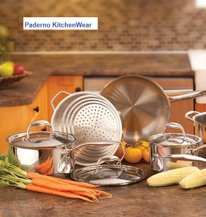 Paderno KitchenWear Father's Day Contest