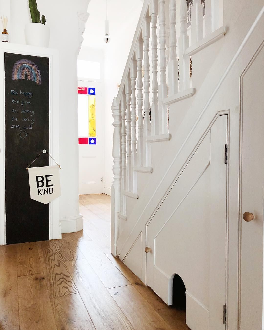 Bespoke Under Stairs Shelving: Where To Hide The Cat Litter Tray? Under The Stairs With A