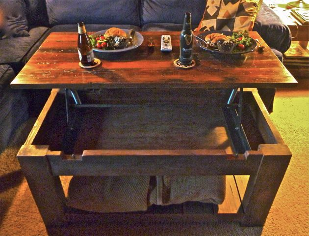 Diy Lift Top Coffee Table Mechanism Wooden Pdf Bookcase Plans