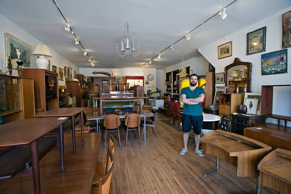 The Best Vintage And Second Hand Furniture Stores In Toronto Guff