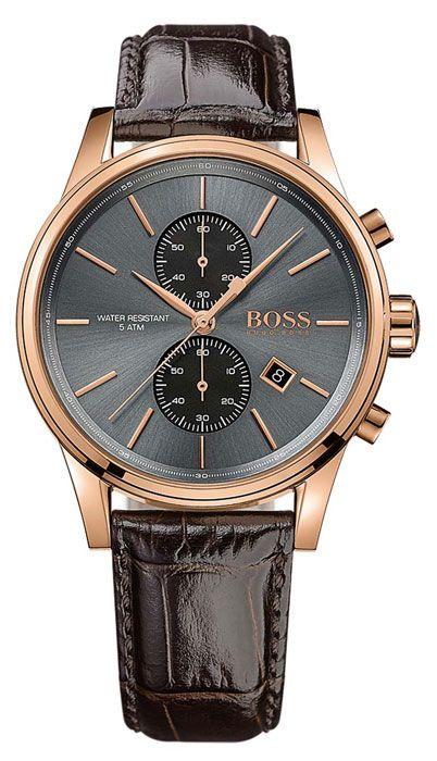 BOSS Armbanduhr  1513281 versandkostenfrei, 100 Tage Rückgabe, Tiefpreisgarantie, nur 268,00 EUR bei Uhren4You.de bestellen