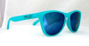 Oakley Frogskins Matte Blue