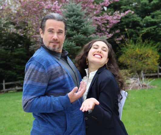 Photo of Robby Benson  & his  Daughter  Lyric Benson