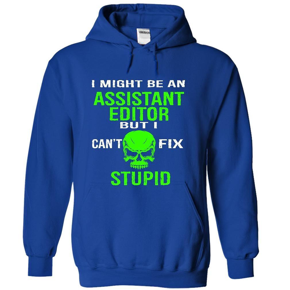 Assistant Editor T SHIRT | Best Seller T Shirts | Pinterest ...