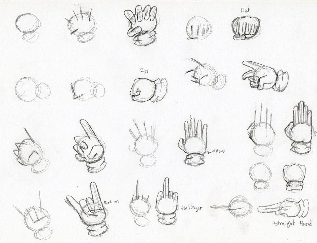 Cómo Dibujar A Lápiz Guía Máxima: Video Tutoriales Para Aprender A Dibujar Manos