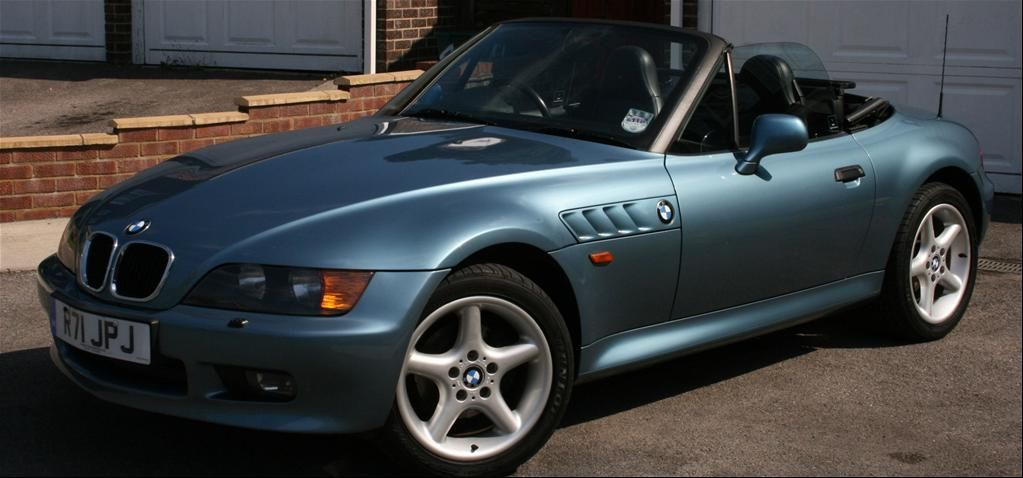 1997 Bmw Z3 Debuted In The James Bond Film Quot Die Another