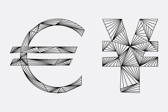 Did  - Handset Typeface by NORRASAK RAMASUTE, via Behance