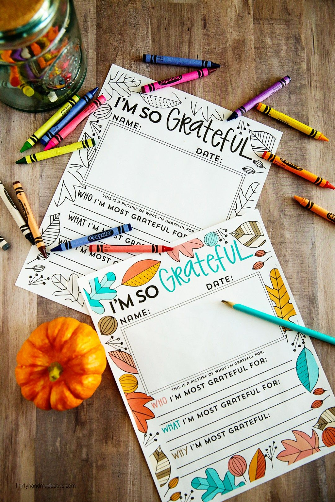 Free thanksgiving printables for kids thanksgiving and free