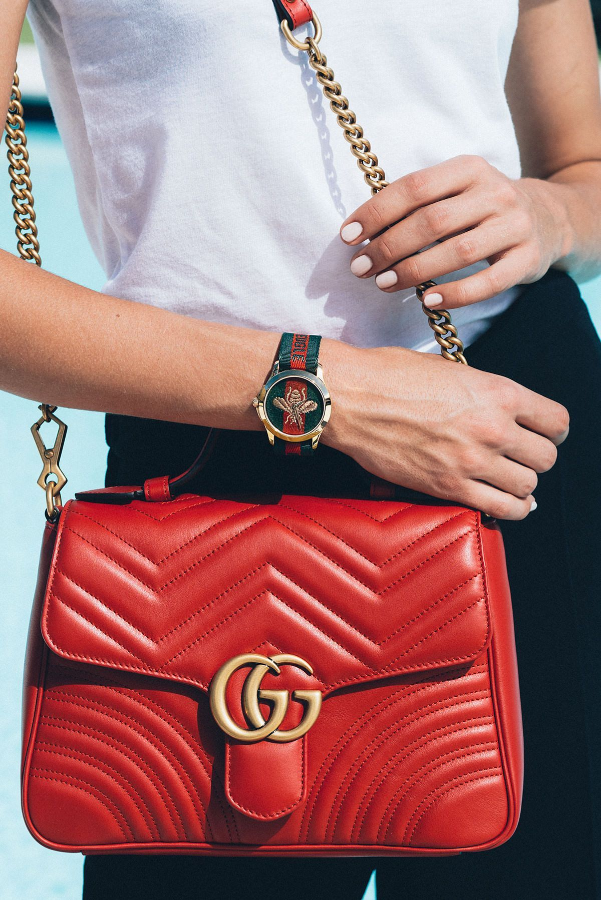 696c32bc6b1b A Close Look at the Amazing Details of Gucci Handbags and Timepieces -  PurseBlog