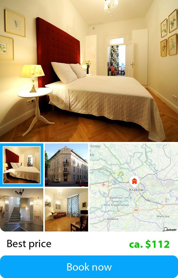 Crystal Suites (Krakow, Poland) – Book this hotel at the cheapest price on sefibo.