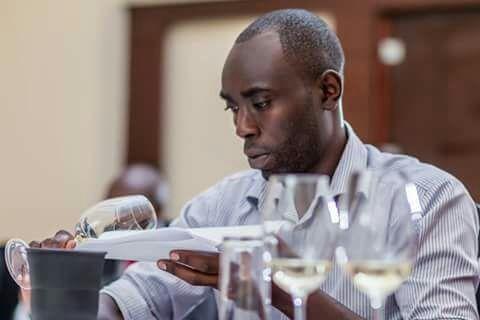 Wine Sommelier Geoffrey Kariuki – Life's Too Short For Bad Wine - Potentash