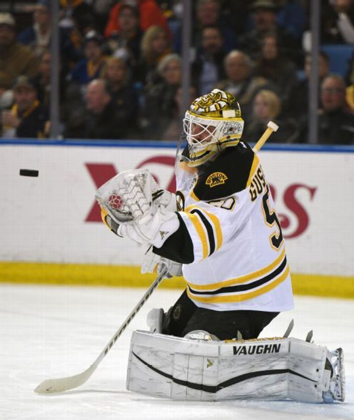 Jonas Gustavsson Boston Boston Bruins Bruins Hockey Boston