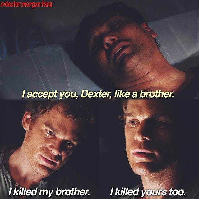 Oooooh Burn P Dexter Tv Series Dexter Morgan Funny Dexter Morgan