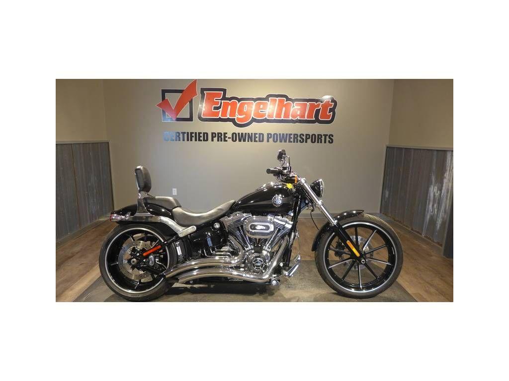 2013 Harley-Davidson FXSB - Softail Breakout, Madison WI - - Cycletrader.com