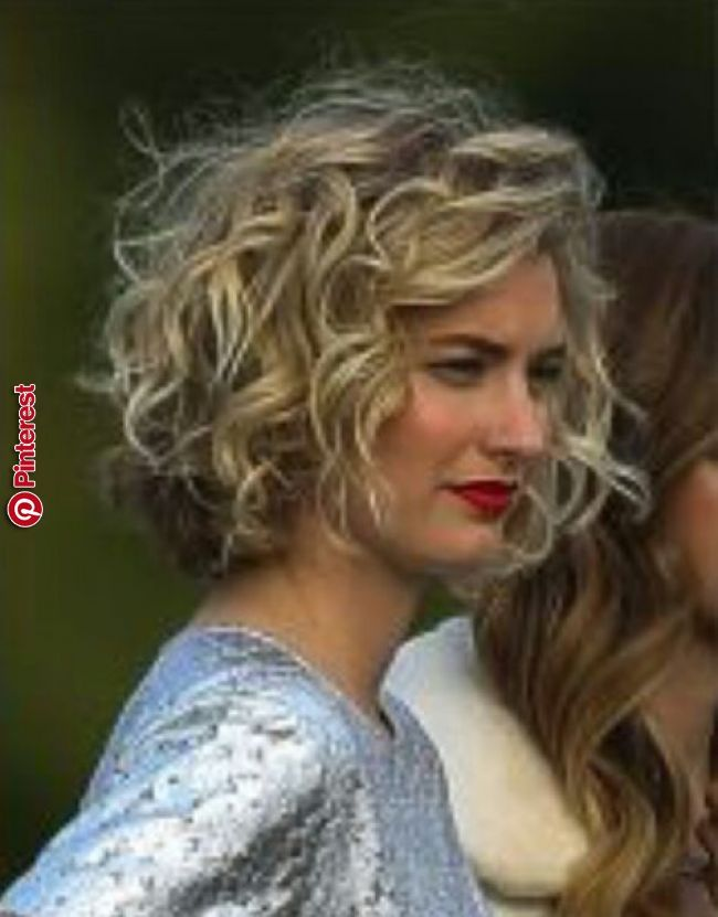 Pin By Tani Bemont On Hair Styles I Like Short Permed Hair Curly Hair Styles Naturally Short Hair Styles