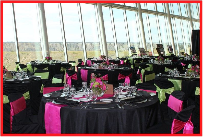 115 reference of white chair covers pink in 2020 White