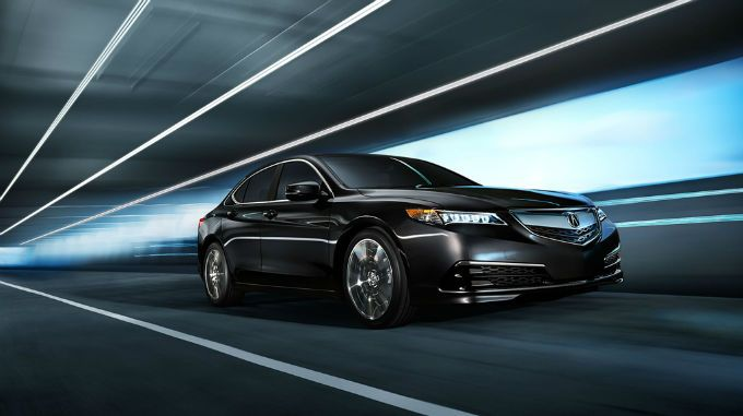 2018 Acura TLX Crystal Pearl Chrome Look Car pictures and Cars - professional resume 2018
