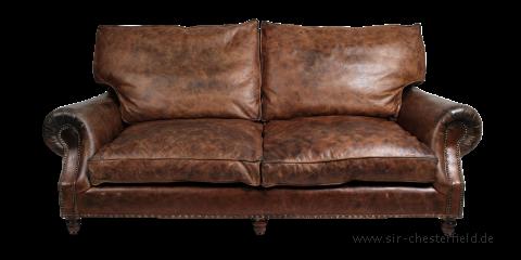 Balmoral Ledersofa 3 Sitzer Braun Sofa Sir Chesterfield Ledersofa Leder Mobel Vintage Sofa