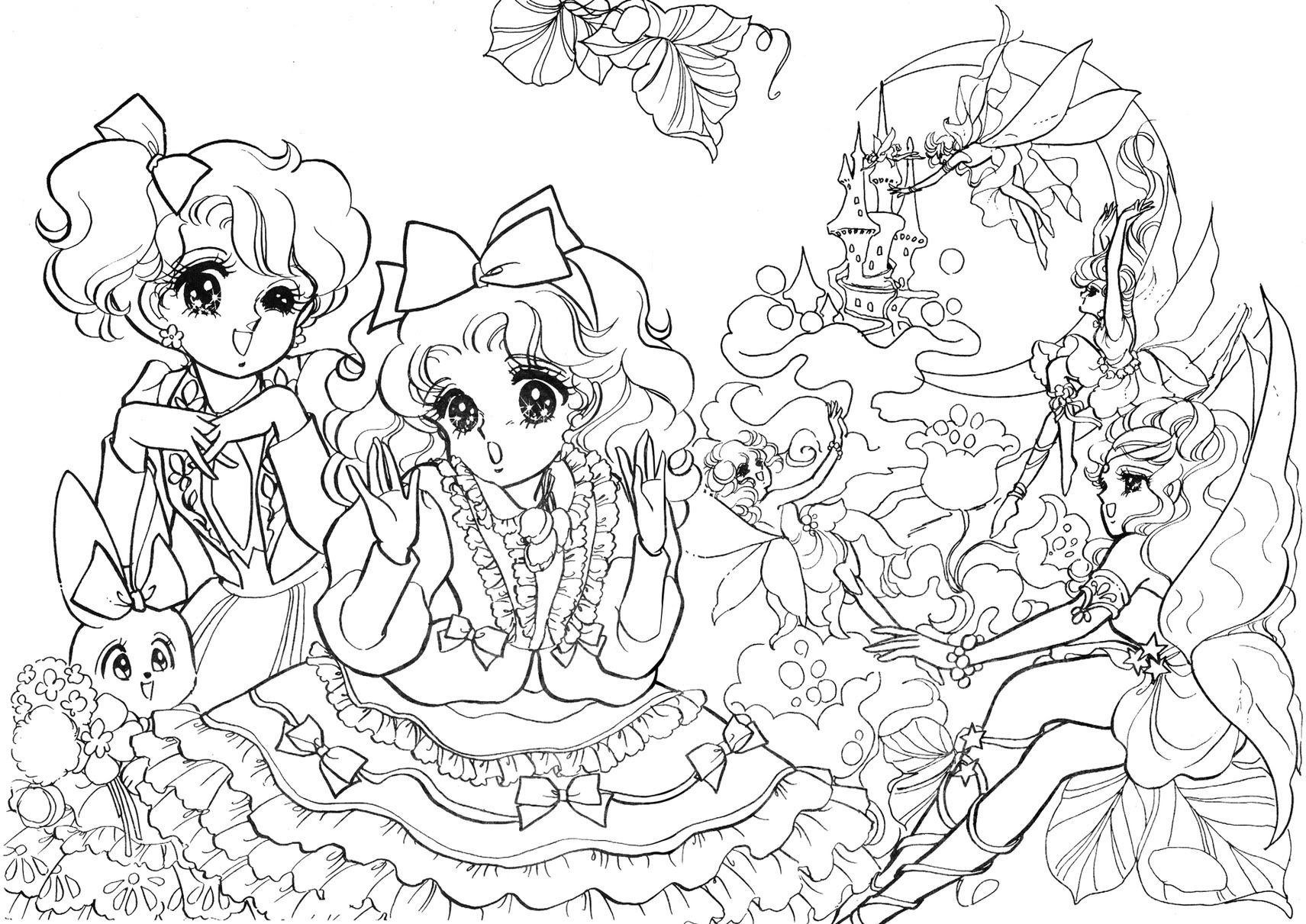 Nour Serhan uploaded this image to \'Candy Parasol Colouring book ...