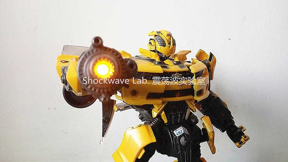 New Shockwave Lab SL-20 Weapon upgrade kit for MPM03 Bumblebee In stock