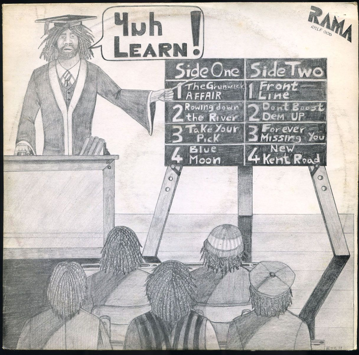 Dennis Bovell & the 4th Street Orchestra : Yuh Learn