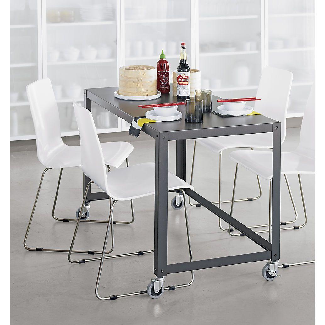 Go-cart carbon rolling desk   Rolling desk, Desks and Commercial