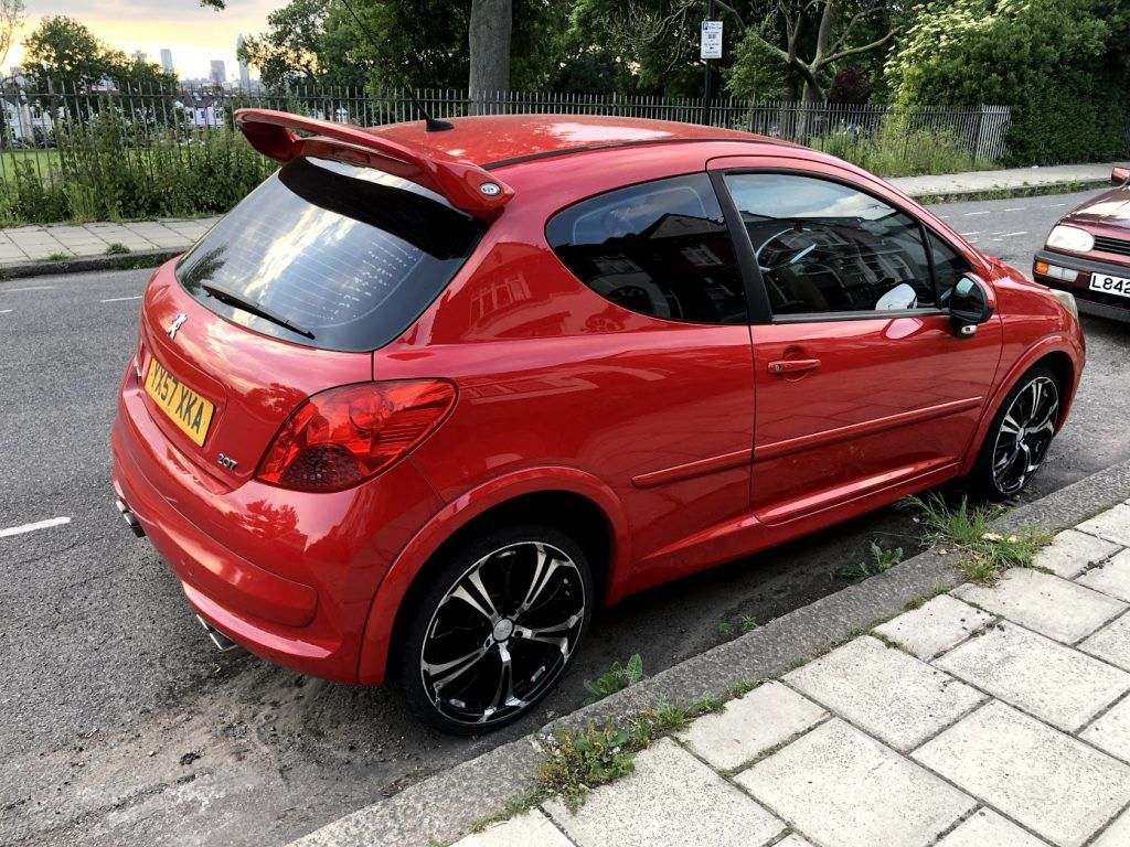Modified Peugeot 207 For Sale Full Peugeot Modified Cars Tinted Windows