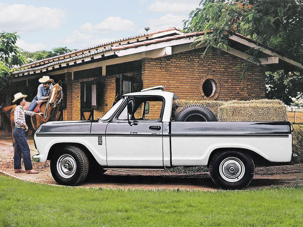 Chevrolet Brasil Carro Brasilia Picapes Antigas Caminhoes Velhos