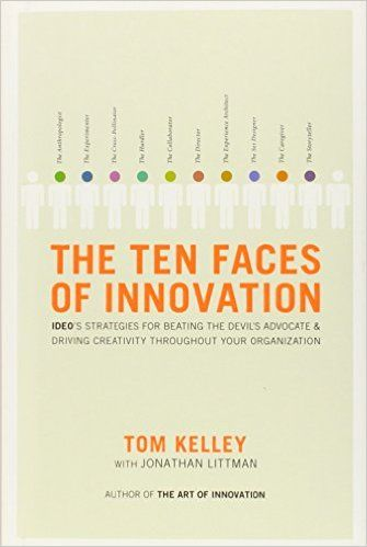 THE TEN FACES OF INNOVATION PDF