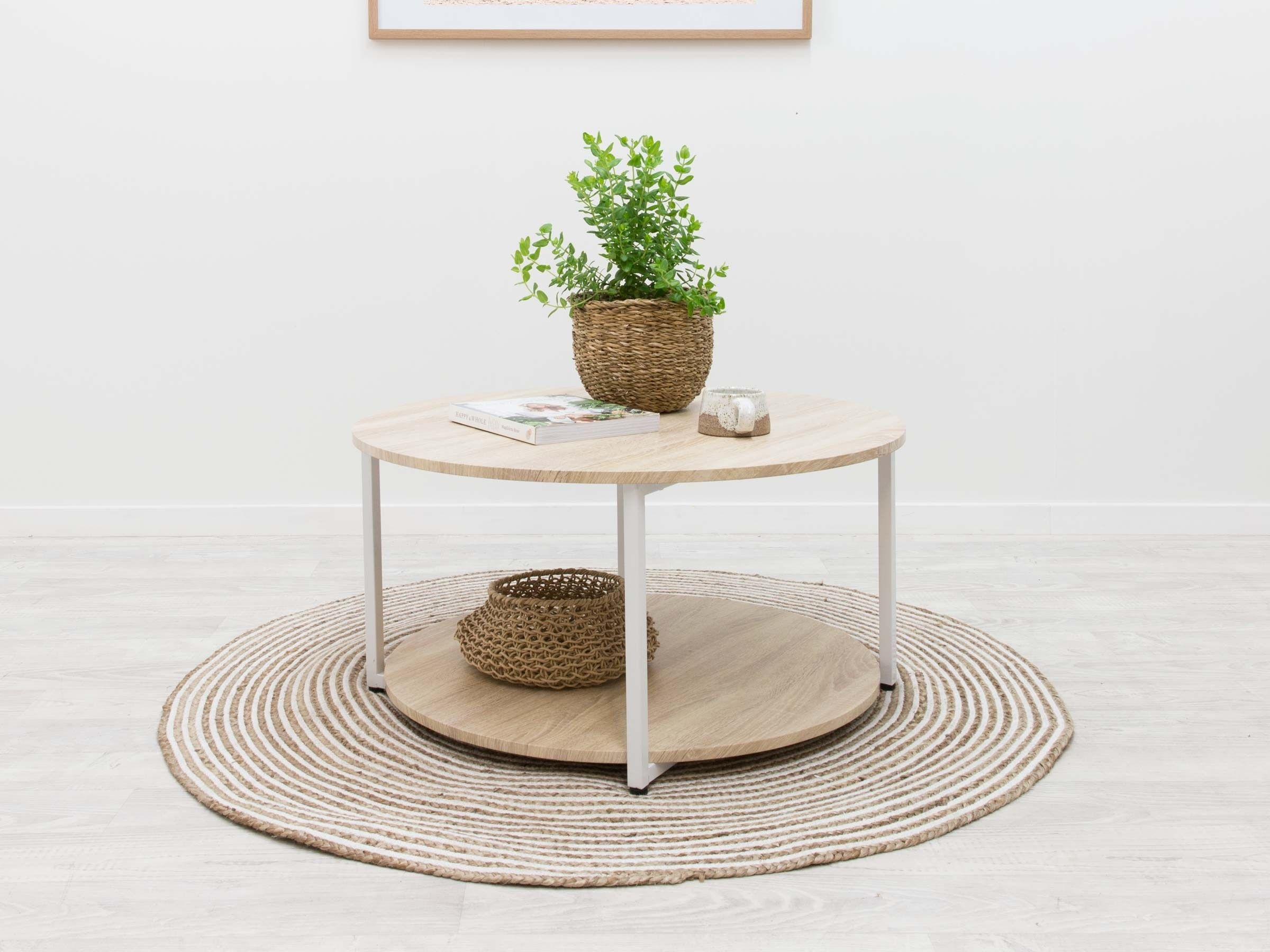 Pin By Kailey Walsh On Lounge Room Coffee Table Circular Coffee Table Coffee Table White [ 1800 x 2400 Pixel ]