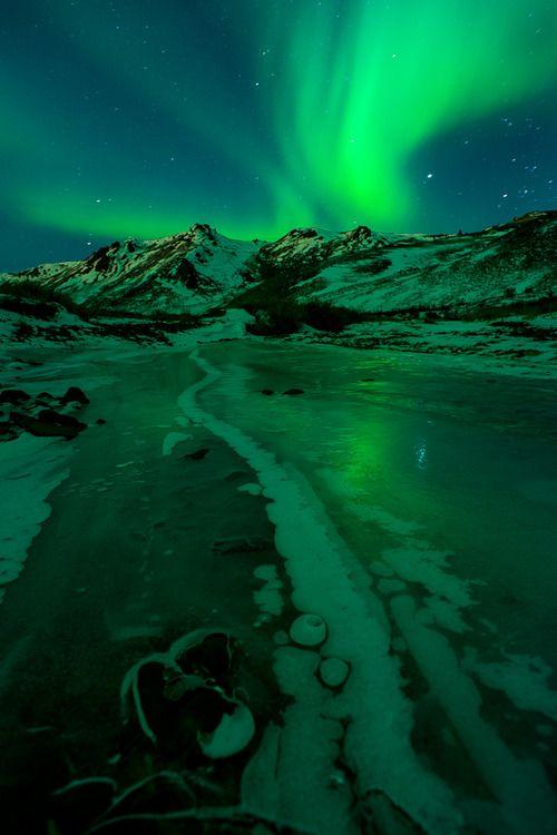 """Green Vision"" ,Aurora"