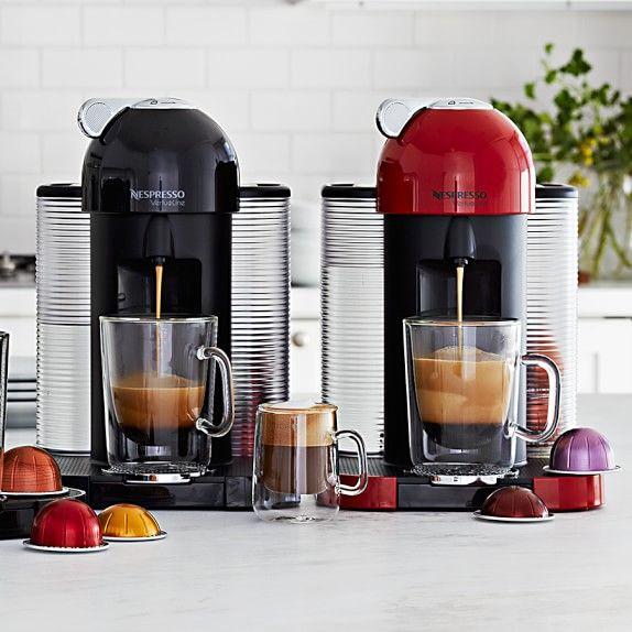 Nespresso Vertuo Coffee Maker Espresso Machine By De Longhi Gift Ideas Espresso Coffee Nespresso Italian Espresso