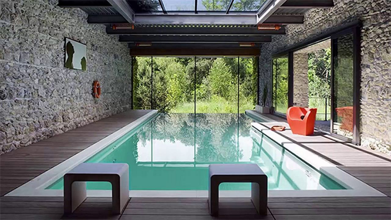 Idea For Living Room Interior Design Free Software For Interior Design Interior Design Art Deco Kitchen Interior Desig Pool Haus Ideen Hallenbad Pool Dekor