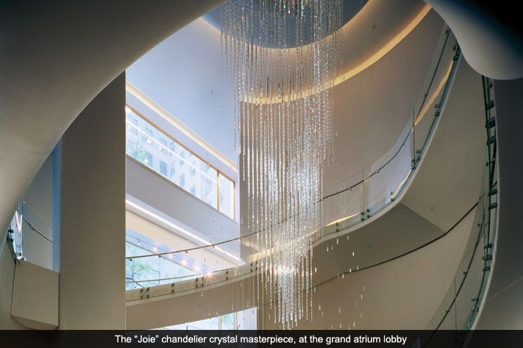 06 20 2017 Moderni Modern Atrium Lighting Read More