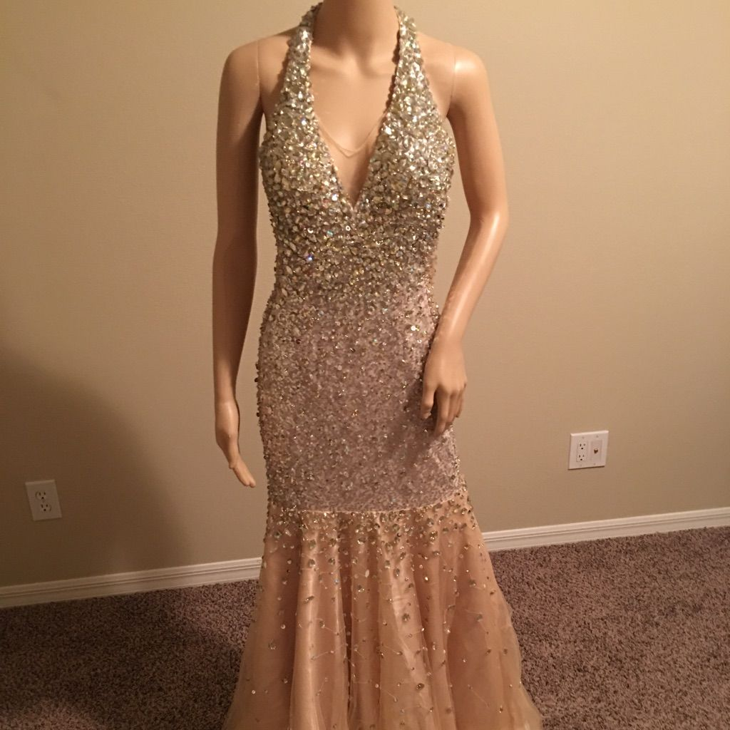 Champagne colored prom dress champagne colored prom dresses and