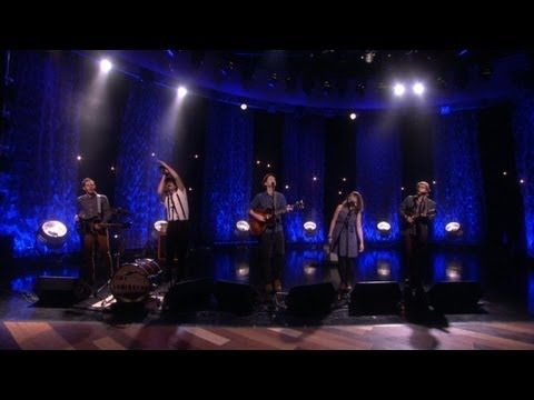 The Lumineers Perform 'Ho Hey'