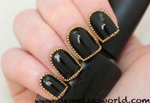 #nailart #bordernails #nails