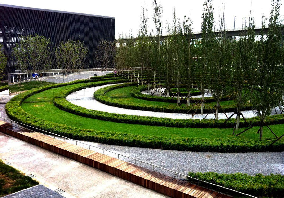 Landscape Gardening Courses Scotland round Landscape ...