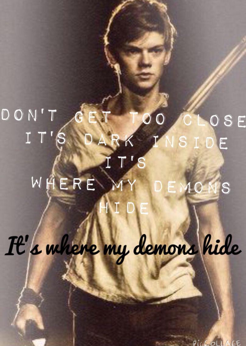 Cuz I felt like doing an edit ✌️ Good night. I tired song: Demons: Imagine Dragons